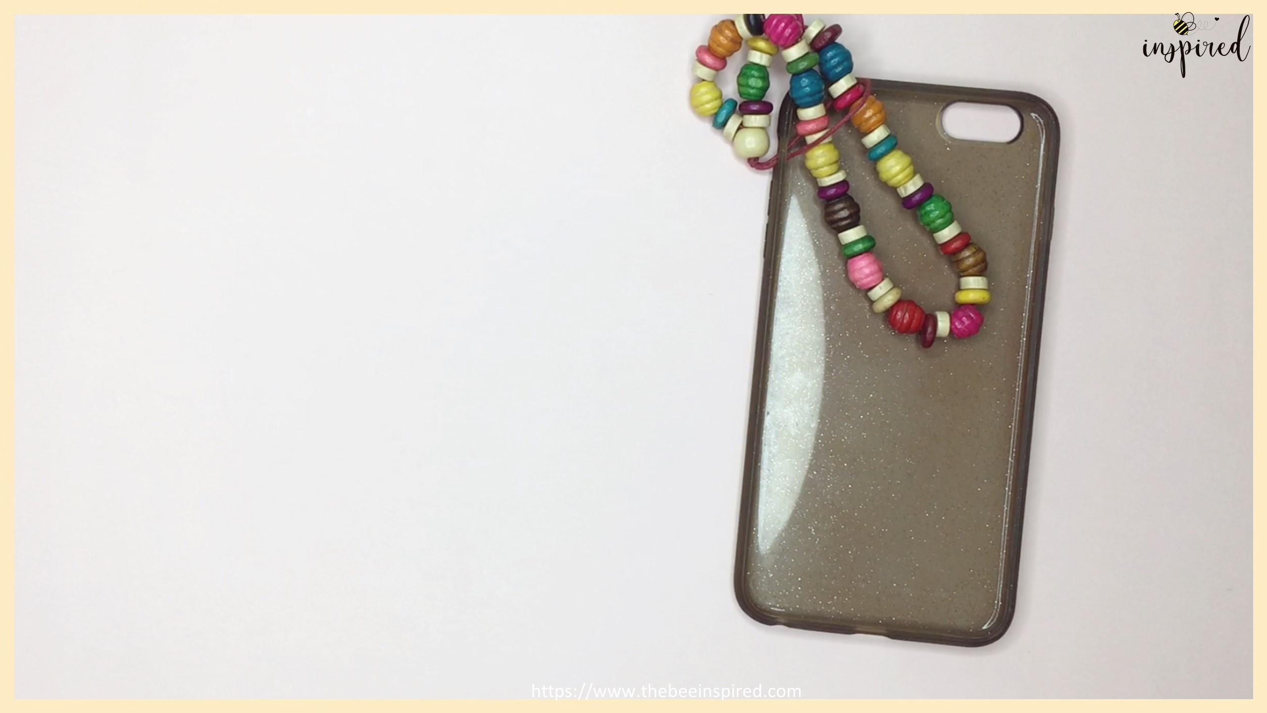สอนทำพวงกุญแจลูกปัดห้อยโทรศัพท์ง่ายๆ อุปกรณ์แค่ 3 อย่าง - DIY Beaded Phone Charms (Easy Version) - Phone Strap - Phone Keychain_20