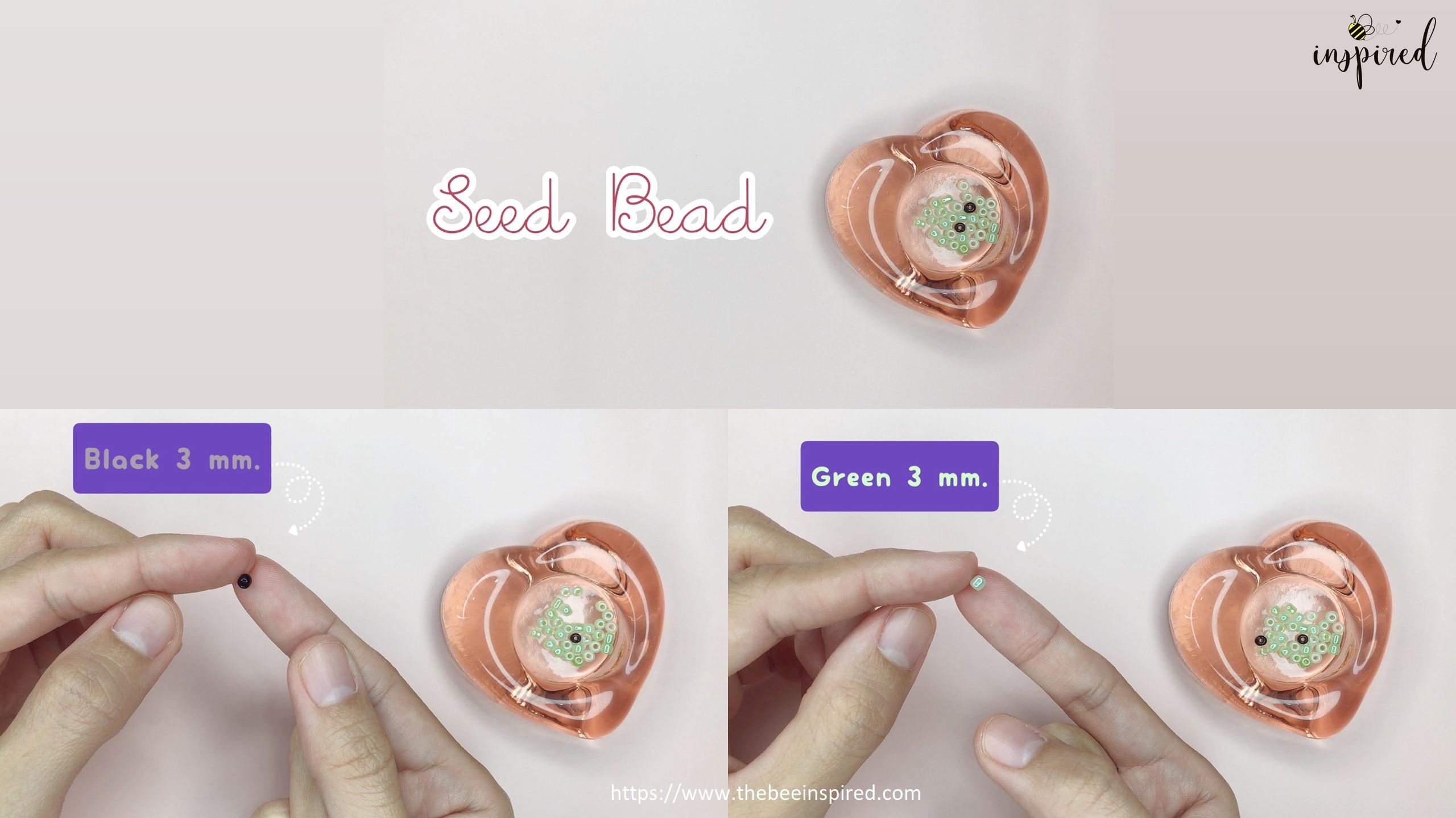 สอนร้อยแหวนลูกปัดลายกบ Kero ทำง่ายๆ สไตล์เกาหลี - How to Make Kero Frog Beaded Ring_Equipment_1