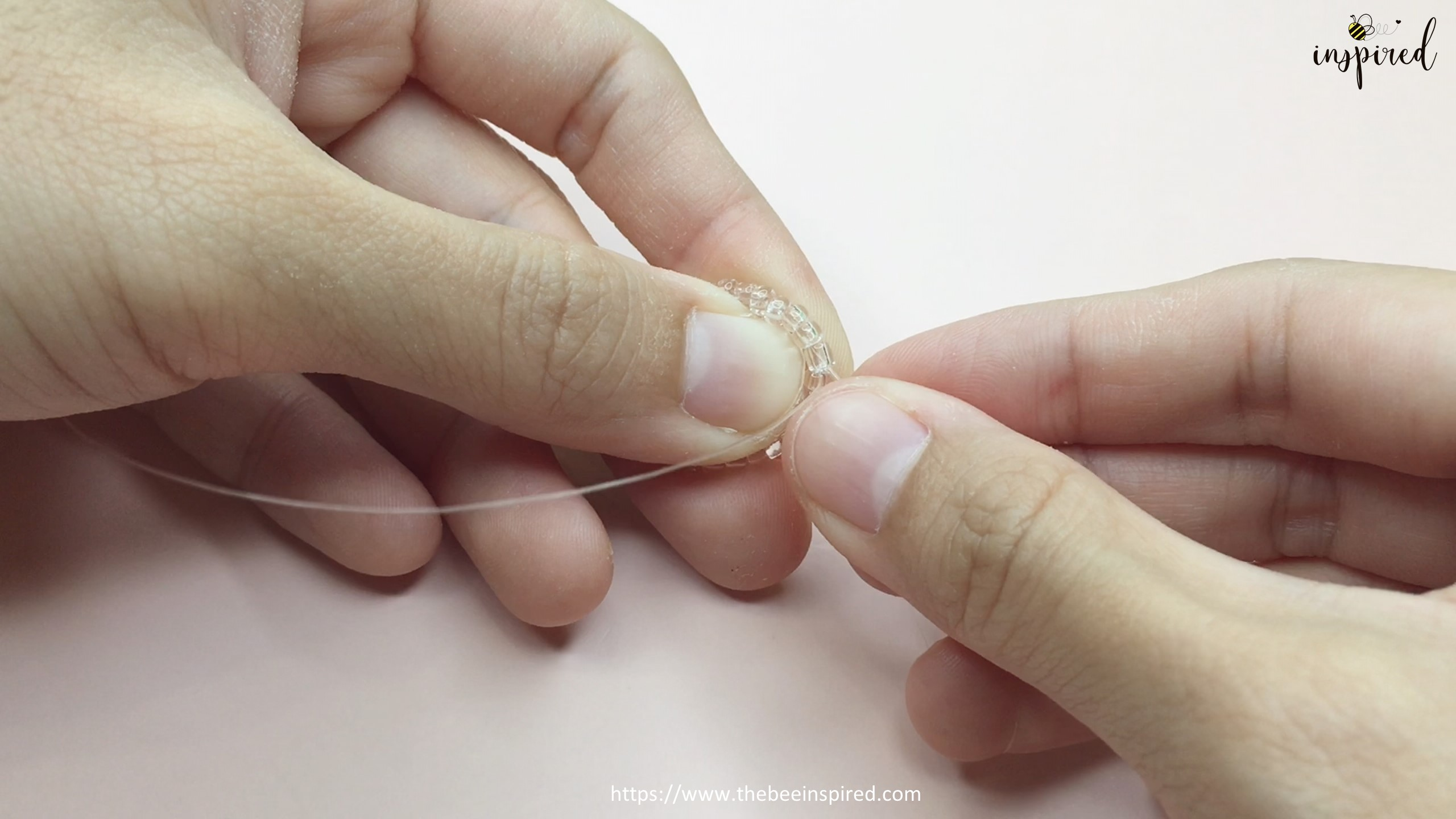 How to Make Bee Beaded Ring_11