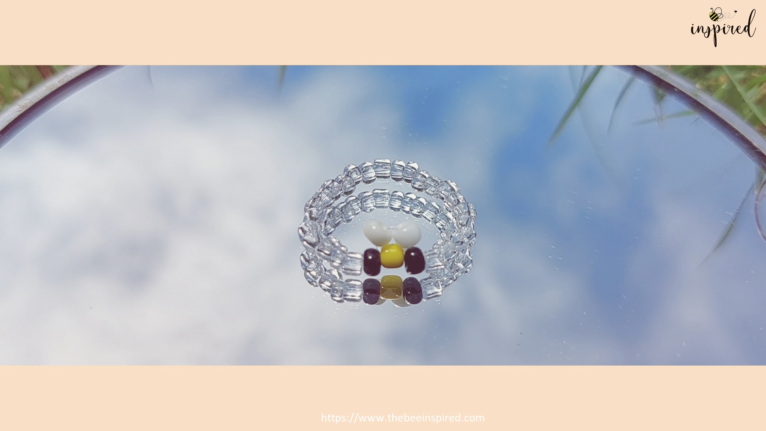 How to Make Bee Beaded Ring_15