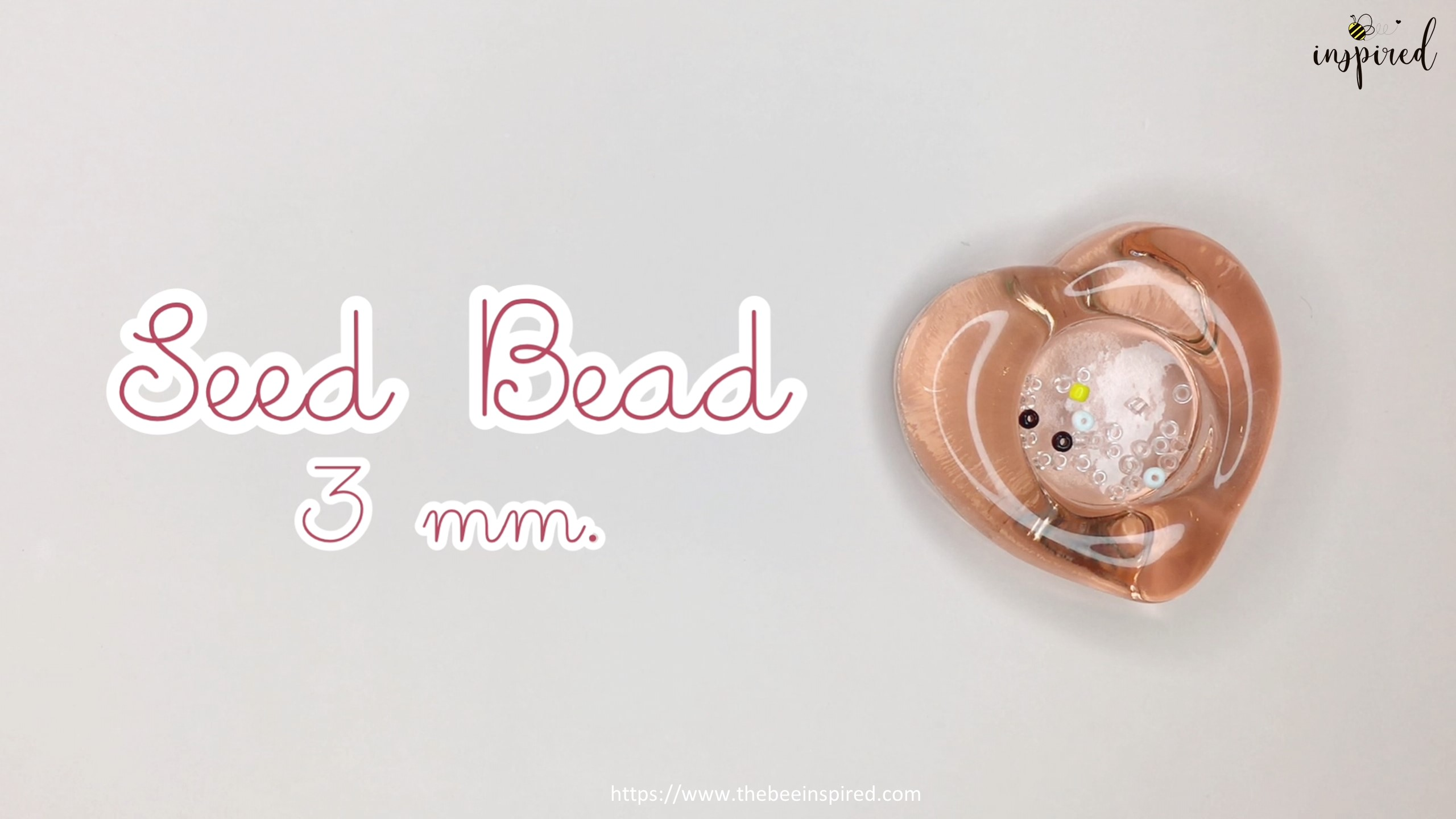 How to Make Bee Beaded Ring_Equipment_1