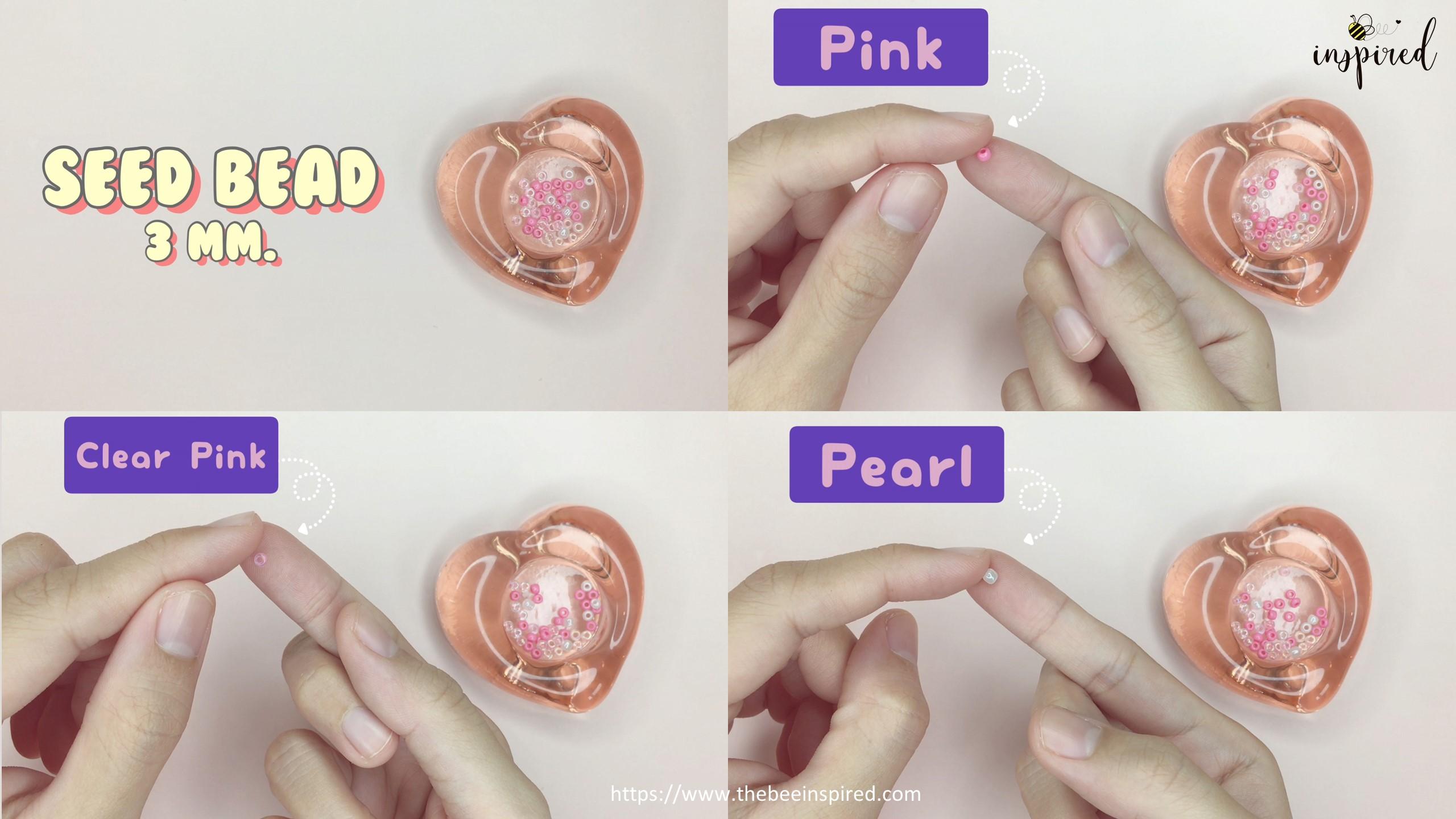 How to Make Daisy Flower Beaded Ring_Equipment_1